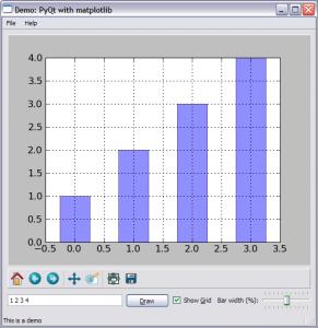 matplotlib with PyQt GUIs - Eli Bendersky's website
