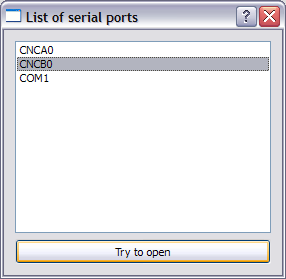 Listing all serial ports on Windows with Python - Eli Bendersky's