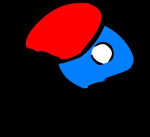 Ping pong paddles and ball
